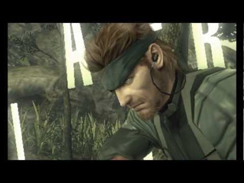 Metal Gear Solid Snake Eater 3D   [EXTENDED] trailer Nintendo 3DS (2011)
