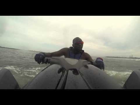 Jet ski Video (Hero 3 Go Pro) Lagos, Nigeria