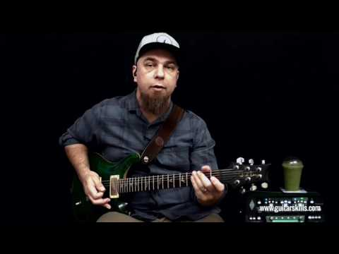 10 Cool Rock Guitar Chords