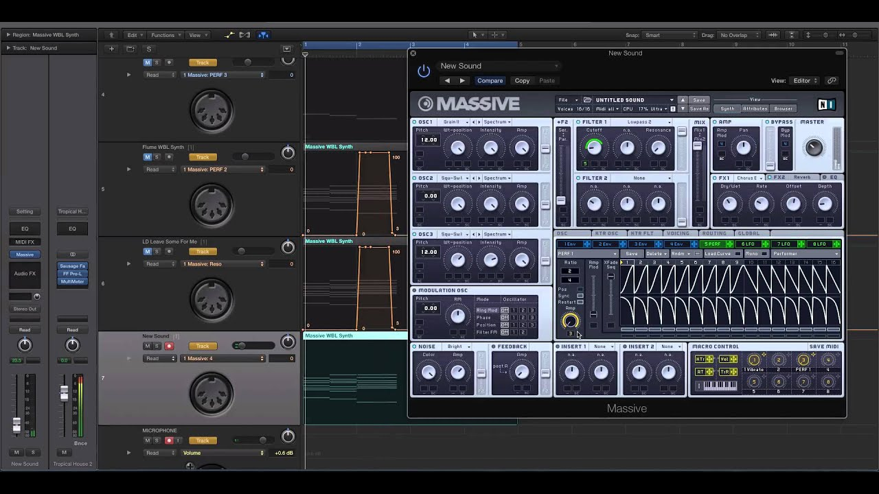 Future Bass Wobble Synth – ADSR
