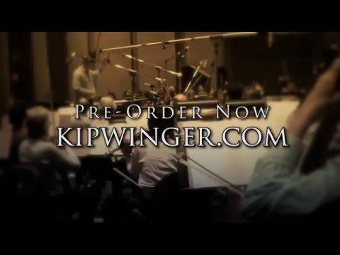 C.F. KIP WINGER - PRE ORDER THE DEBUT CLASSICAL ALBUM