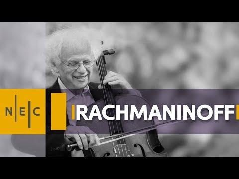 Rachmaninoff: Cello Sonata — Laurence Lesser and Bernadene Blaha