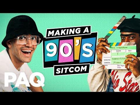 We Made A Cheesy 90s Sitcom For Reebok | PAQ EP#43 | A Show About Streetwear