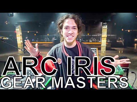 Arc Iris' Zach Tenorio Miller - GEAR MASTERS Ep. 208