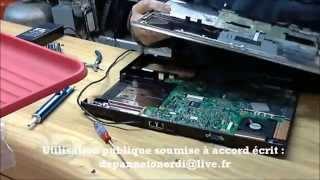 Acer Aspire 3023 WLMi raccordement direct de l'alimentation