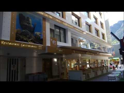 Andorra 2013 - Casa Canut ***** Hotel & Caldea Thermal Spa