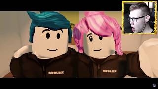 REACTING TO THE SAD STORY OF GUESTS (Roblox Animation)
