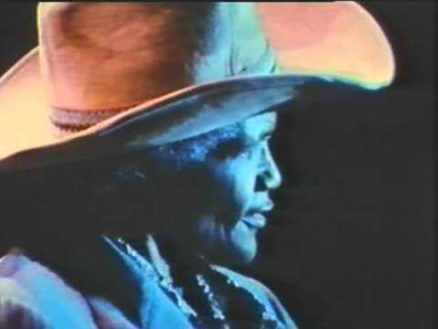 Big Mama Thornton 1984: Rooster Blues / Ball & Chain - Hound