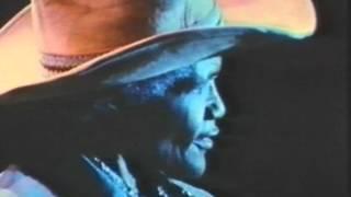 1984/4/14 L.A., Big Mama Thornton (v,harm) & Band: 3:30 Rooster Blu...