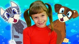 Тук Тук Учим животных на Чух Чух ТВ | Сборник песенок для детей