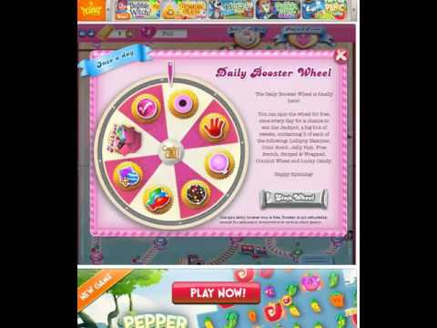 Candy Crush Jackpot Trick