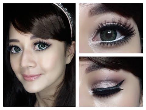 Japanese eye makeup techniques