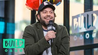 """Dan Fogler Chats About His Character In """"The Walking Dead"""""""