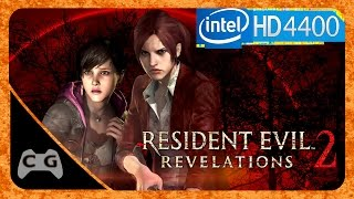 Resident Evil: Revelations 2 Gameplay Intel HD Graphics (Rodando Liso Apos Update) #36