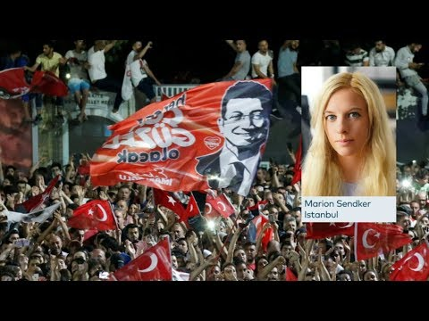 """WELT INTERVIEW: Wahl in Istanbul - """"Volk holt sich Demokratie zurück"""""""