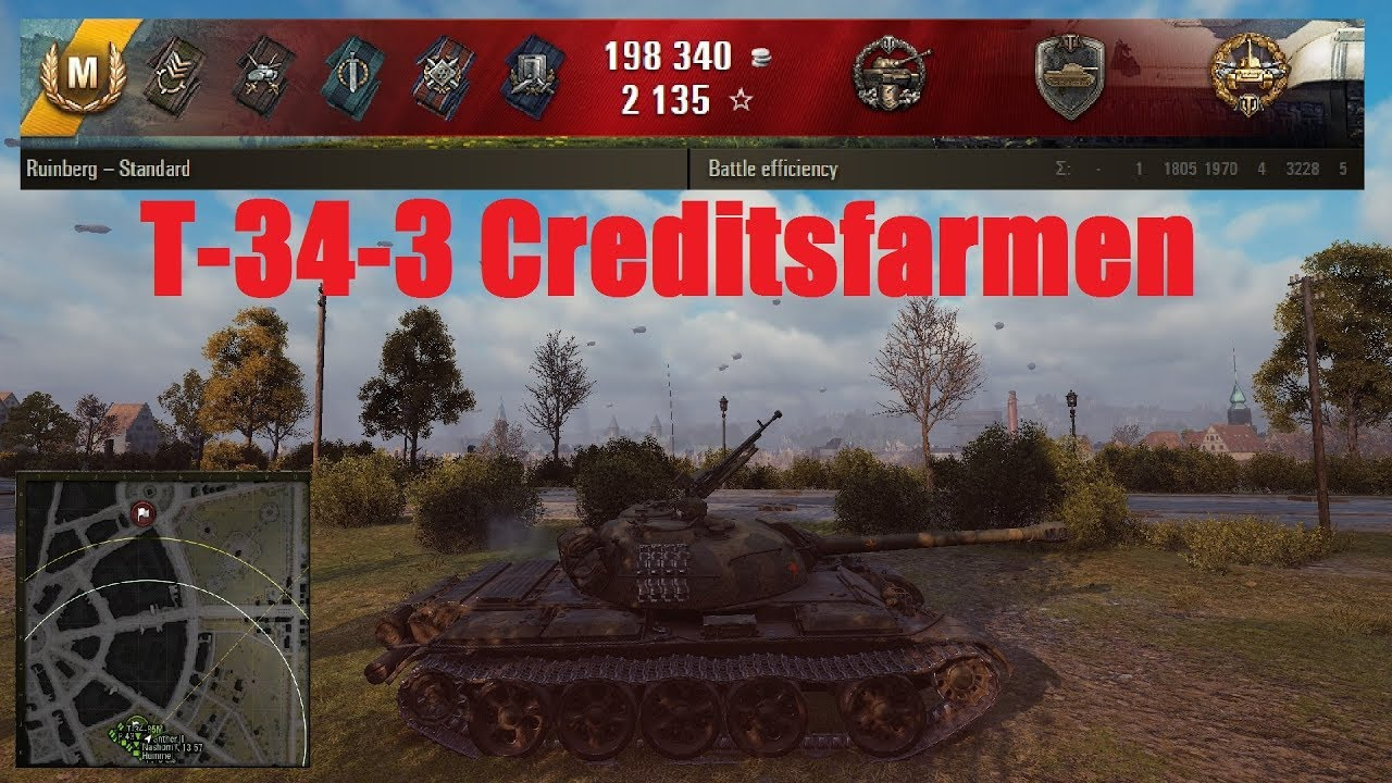 t-34-3 matchmaking