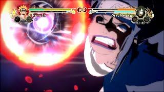 naruto ultimate ninja storm mod cs2 sasuke nine tailed fox naruto character swap