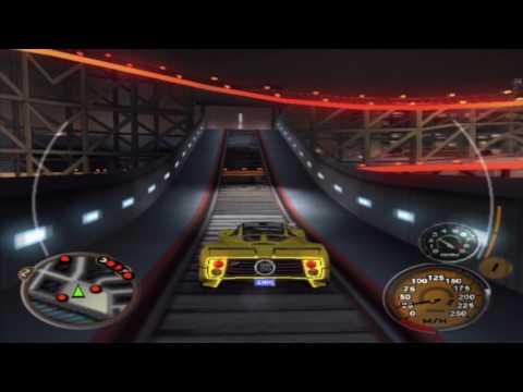 Midnight Club 3: DUB Edition Remix Gameplay Walkthrough - San Diego Rockstar Logo Location 3 of 12