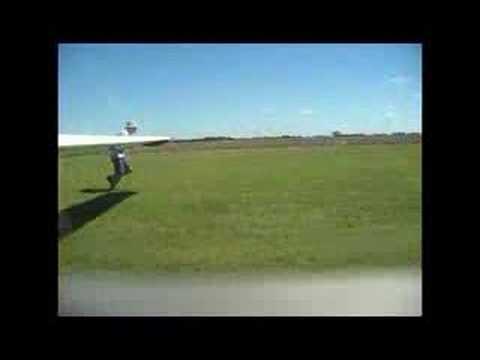 wallis l23 takeoff