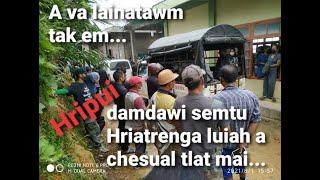 "Bawngkawn tlangval Luiah a che sual...😭A va lainatawm tak em..."" Min chhan rawh u,"""