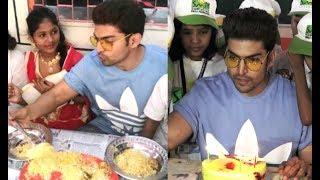 Gurmeet Choudhary Birthday Celebration With Orphan Kids