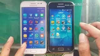 Samsung Galaxy J2 Vs Samsung Galaxy J1 Ace 2015 Test Speed