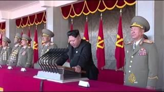 فيديو .. كوريا الشمالية تؤكد استعدادها للتصدي للولايات المتحدة