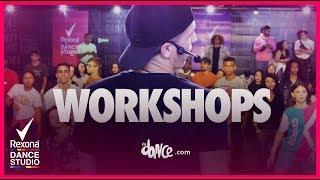 Workshops FitDance no Rexona Dance Studio | FitDance TV