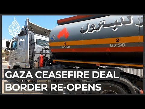 Israel Reopens Only Border Crossing With Gaza