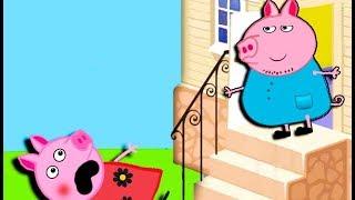 Мультики Свинка  Петта день невезения  часть 4 Мультфильмы для детей на русском