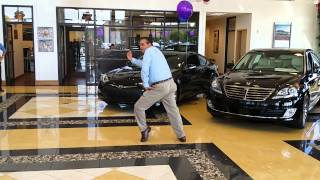 Not Your Average Joe!! Dancing Car Salesman Joseph