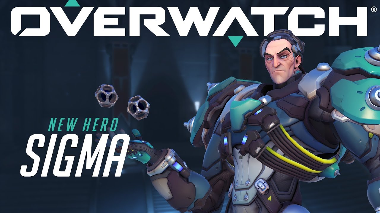 Overwatch patch adds Sigma and role queue to PC, PS4, Xbox