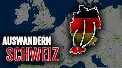 Auswandern Schweiz 🇨🇭 | Vorteile und Vorgehen
