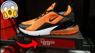 NIKE OUTLET SNEAKER SHOPPING WEEKEND! STEALS AND DEALS!