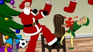 如果神是聖誕老人