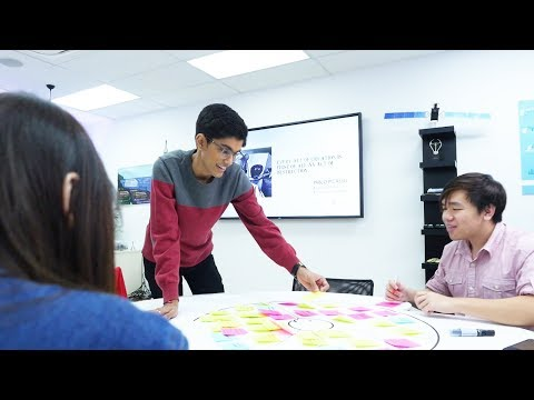 Do you know what it is like to work as an Intern at Thales in Singapore?