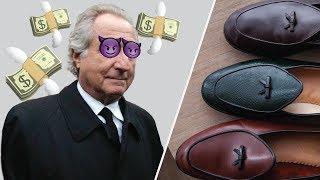 Bernie Madoff's Favorite Shoe // The Belgian Slip-On Loafer
