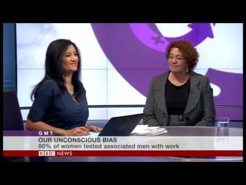 BBC World News - Unconscious bias interview with Tinu Cornish