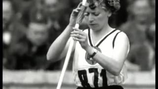1936, Javelin, Women, Olympic Games, Berlin
