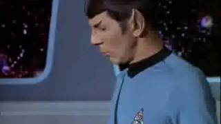 Can somebody tell me who I am - A Spock Tribute