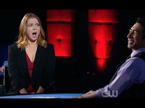Penn & Teller: Fool Us  Jimmy Ichihana Astonishes Alyson Hannigan