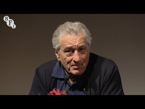 ROBERT DE NIRO Screen Talk With Ian Haydn Smith | BFI London Film Festival 2019
