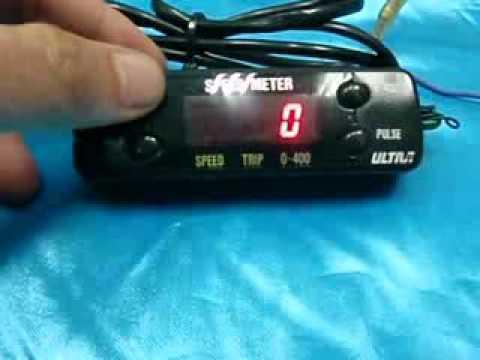 Ultra original japan black speed meter video youtube ultra original japan black speed meter video cheapraybanclubmaster Images
