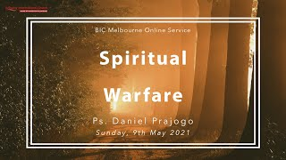 BIC Melbourne Sunday Service  2 -  9 May 2021