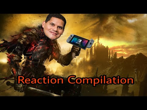 Download Youtube: Nintendo Direct Mini - Dark Souls Remaster - Reaction Compilation