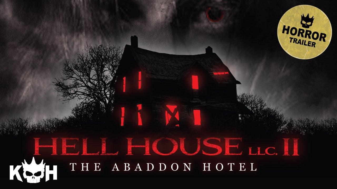 Hell House LLC II: The Abaddon Hotel - Horror Movie Trailer