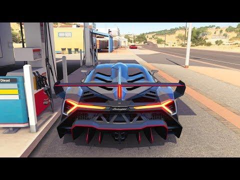 Forza Horizon 3 Lamborghini Veneno Gameplay