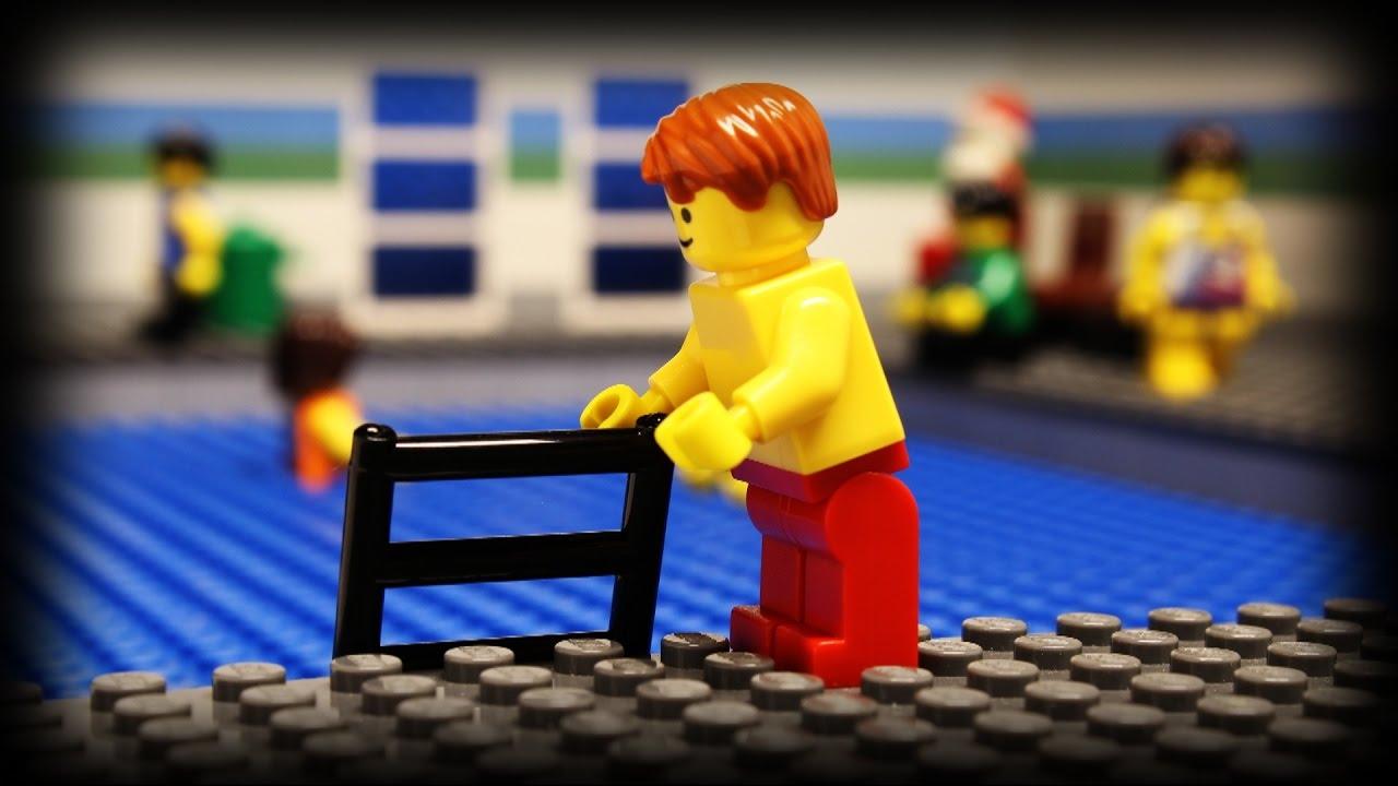 lego swimming pool youtube