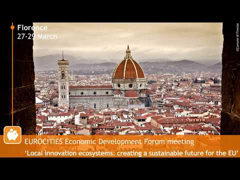 EUROCITIES Economic Development Forum_March 2019 Opening Panel