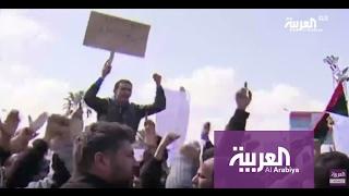 المصراتيون يحتفون بذكرى ثورة اسقاط القذافي